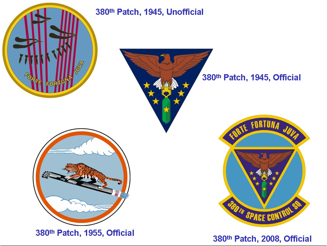 380th Patch History