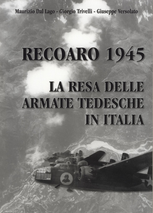 Recoaro 1945 Book Cover