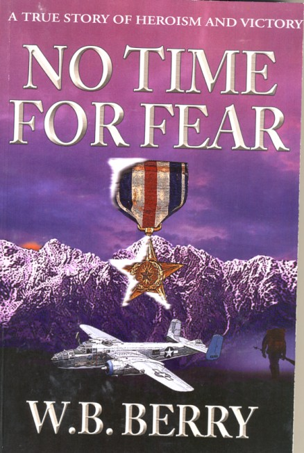 No Time for Fear - Front